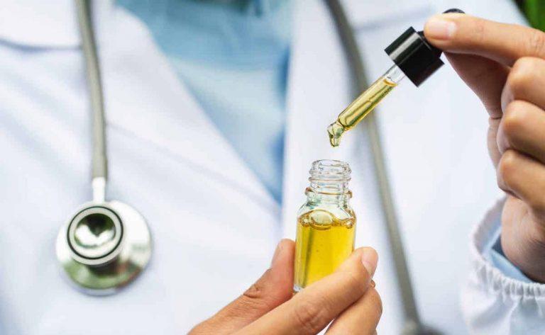 Fabriqcation d'huile de CBD en laboratoire